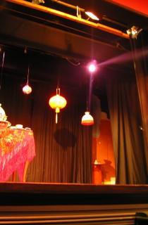 Little Theatre, Gore