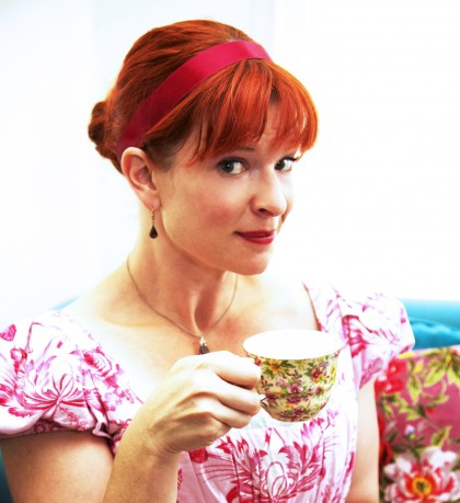 A Cheeky Drop of Tea